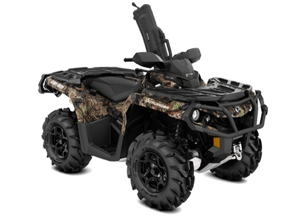 Can-Am Outlander 850 Mossy OAK Hunting Edition (2017 м.г.)