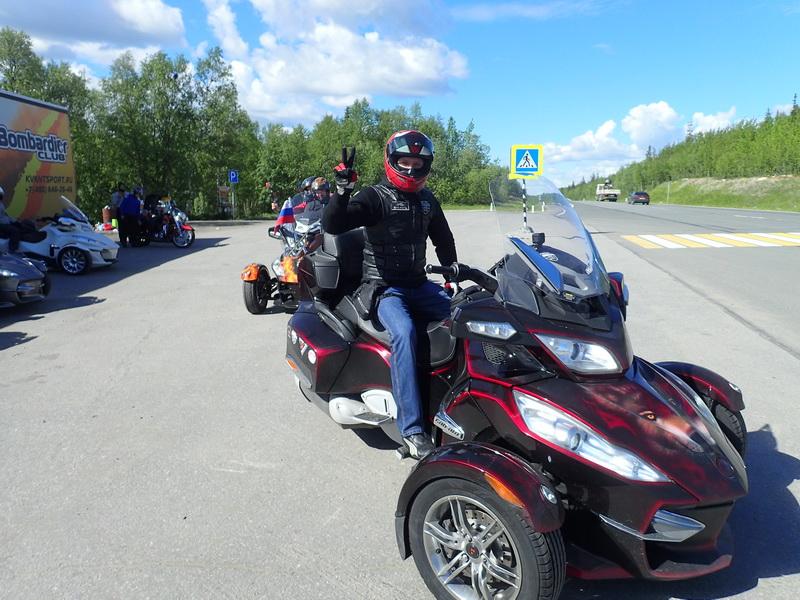 SPYDER-тур в Норвегию!