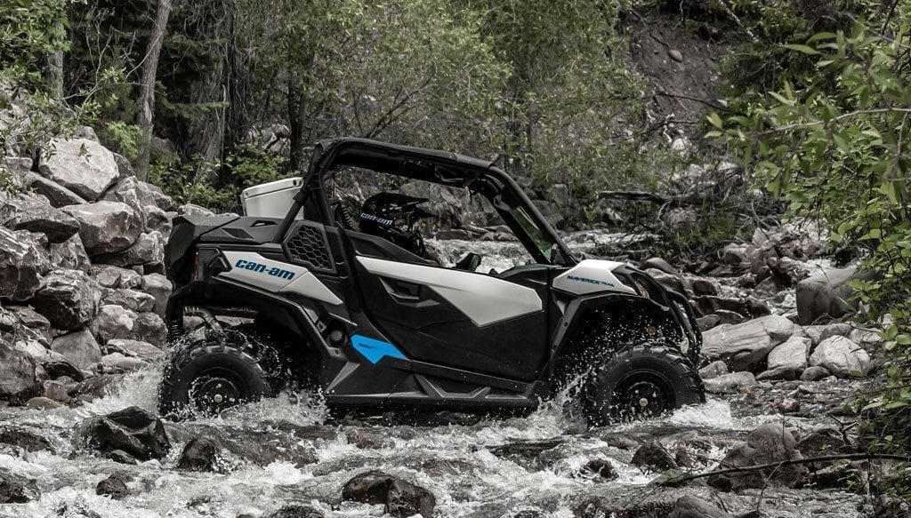 BRP Can-Am Maverick Trail 800 BASE (2018 м.г.)