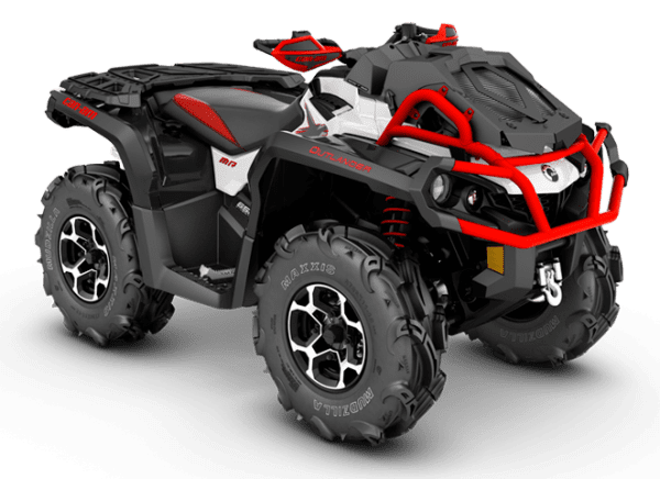 BRP Can-Am Outlander 650 X MR (2017 м.г.)