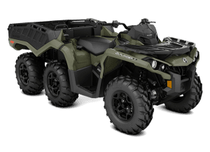 BRP Can-Am Outlander 6x6 1000 PRO (2018 м.г.)