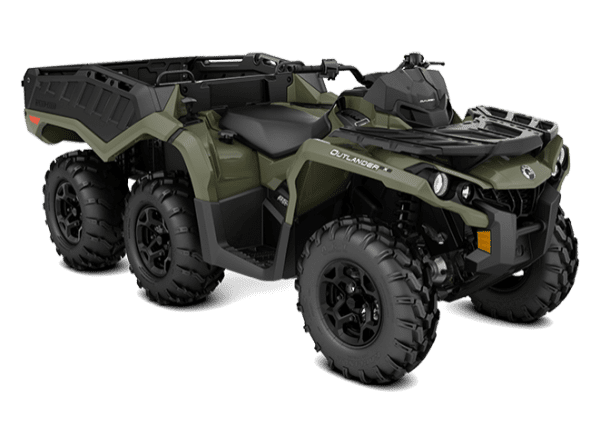 Can-Am Outlander 6x6 1000 PRO (2018 м.г.)