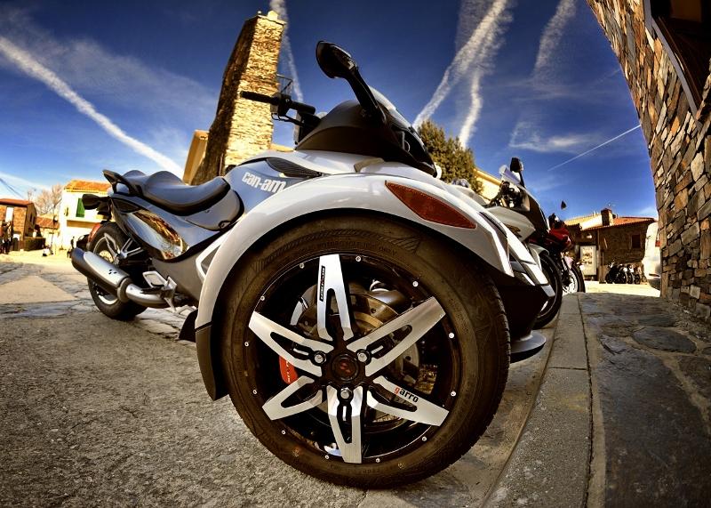 Семь колес на все дороги!