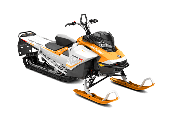 "Ski-Doo Summit X 850 165"" 2017"