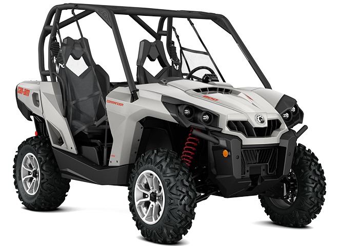 BRP Can-Am Commander 800 DPS (2017 м.г.)