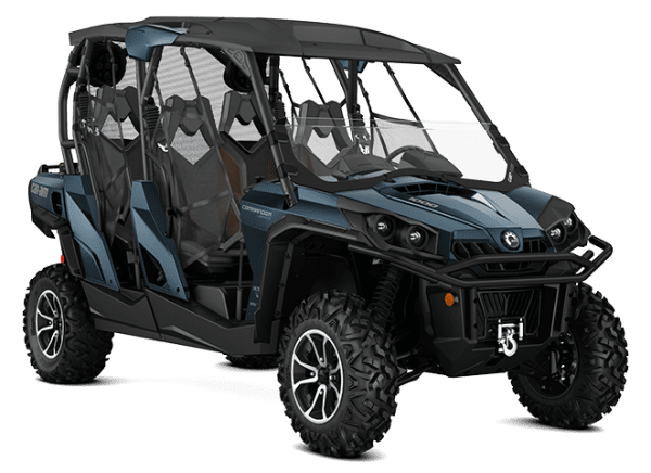 Can-Am Commander MAX 1000 LTD (2017 м.г.)