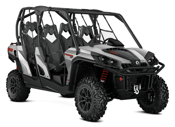 Can-Am Commander MAX 1000 XT (2017 м.г.)