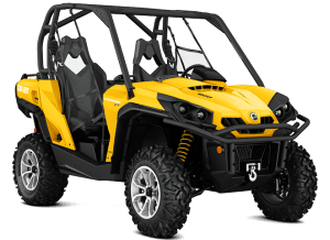 BRP Can-Am Commander 1000 XT (2017 м.г.)