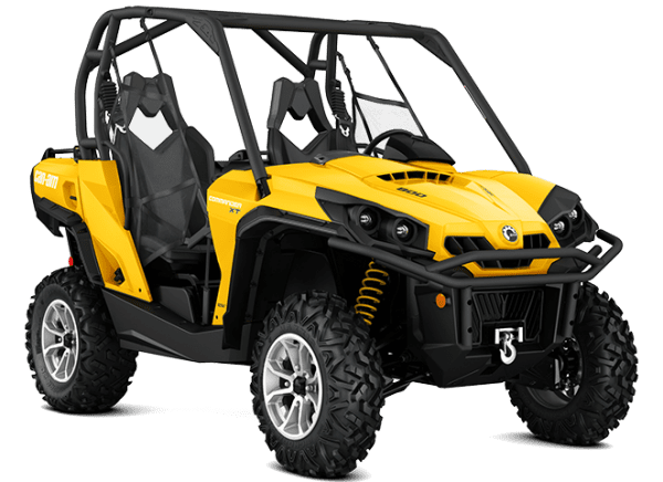 Can-Am Commander 1000 XT (2017 м.г.)