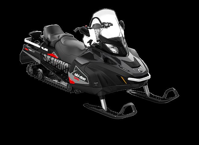 Ski-Doo Skandic WT 550 2017