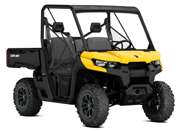 Can-Am Defender 1000 DPS (2017 м.г.)
