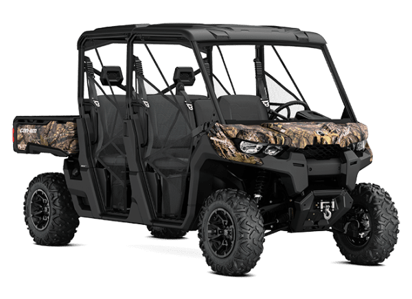 Can-Am Defender MAX 1000R XT (2017 м.г.)