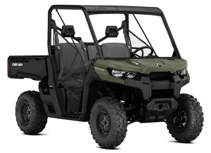 BRP Can-Am Defender 800R (2017 м.г.)