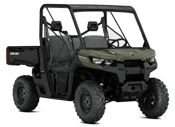 Can-Am Defender 800R (2017 м.г.)