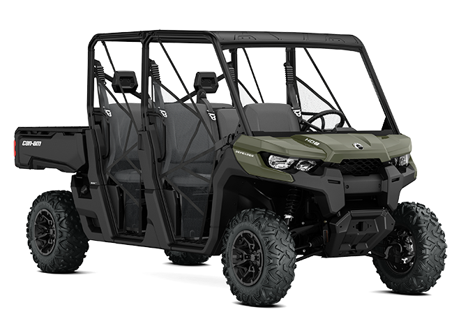 BRP Can-Am Defender MAX 800R DPS (2017 м.г.)