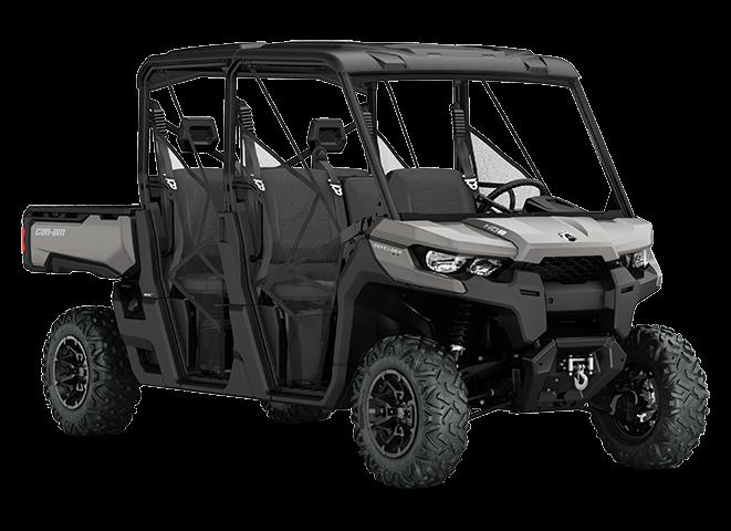 BRP Can-Am Defender MAX 800R XT (2017 м.г.)