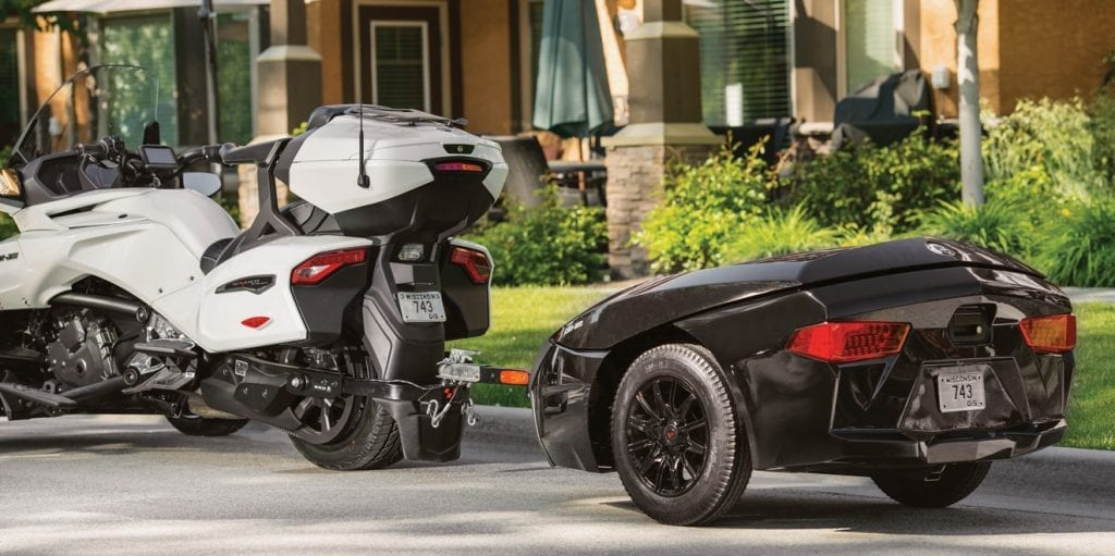 Can-Am Spyder F3 LTD