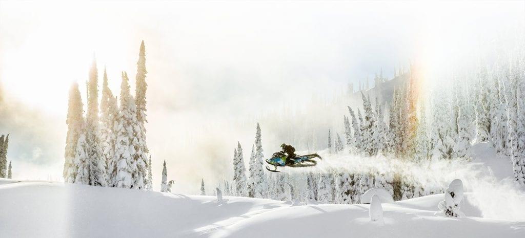 "Ski-Doo Freeride 850 154"" SHOT 2018"