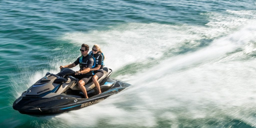 Sea-Doo GTI LTD 155
