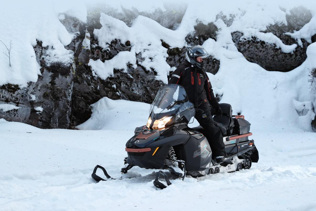 Lynx 69 Ranger Alpine 900 ACE Turbo (650W) ES 2021