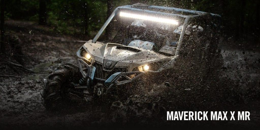 Can-Am Maverick MAX 1000R X MR (2017 м.г.)