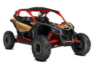 BRP Can-Am Maverick X3 X RS TURBO R (2017 м.г.)