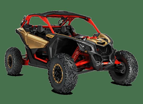 Can-Am Maverick X3 X RS TURBO R (2017 м.г.)