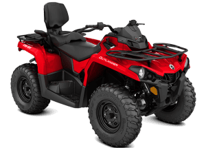 BRP Can-Am Outlander MAX 450 (2018 м.г.)