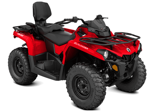 BRP Can-Am Outlander MAX 450 (2018 м.г.)