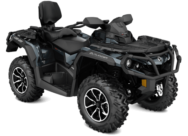Can-Am Outlander MAX 1000R LTD (2017 м.г.)