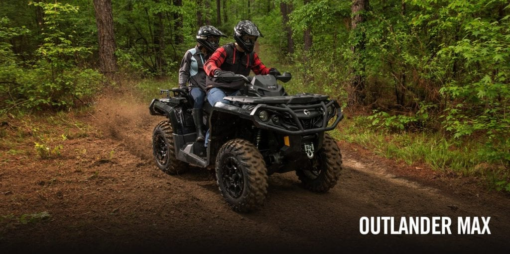 Can-Am Outlander MAX 850 XT-P (2017 м.г.)