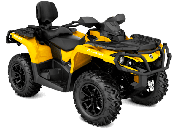 BRP Can-Am Outlander MAX 650 XT (2017 м.г.)