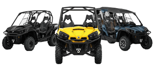 BRP Can-Am Maverick X3 MAX X RS TURBO R (2019 м.г.)