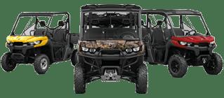 BRP Can-Am Maverick X3 X RC TURBO RR (2020 м.г.)