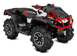 BRP Can-Am Outlander 1000R X MR (2017 м.г.)