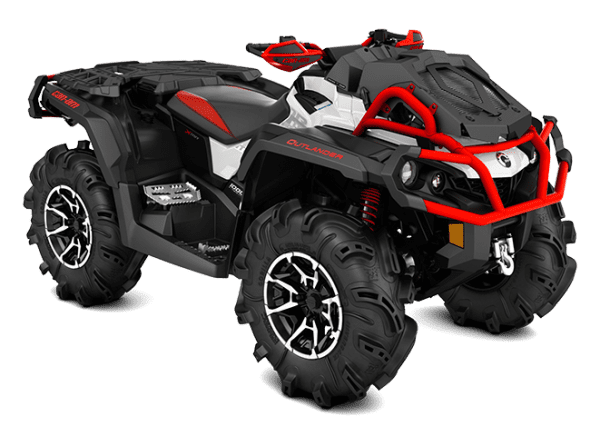 Can-Am Outlander 1000R X MR (2017 м.г.)