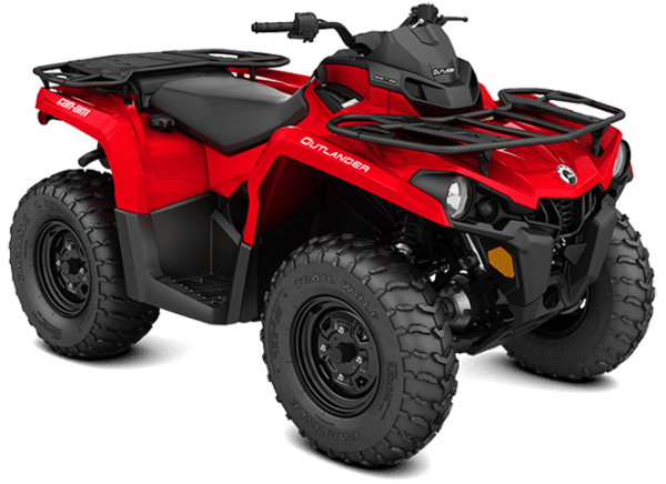 Can-Am Outlander 570 Pro (2017 м.г.)