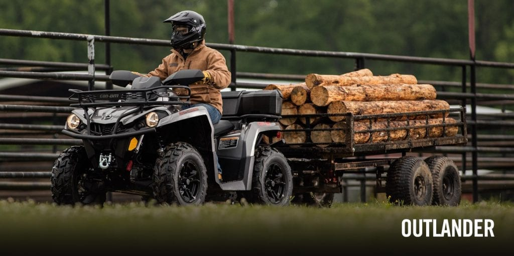 Can-Am Outlander 450 Pro (2017 м.г.)