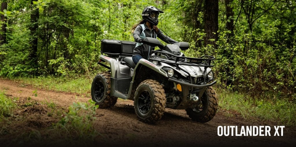 Can-Am Outlander MAX XT 570 (2017 м.г.)