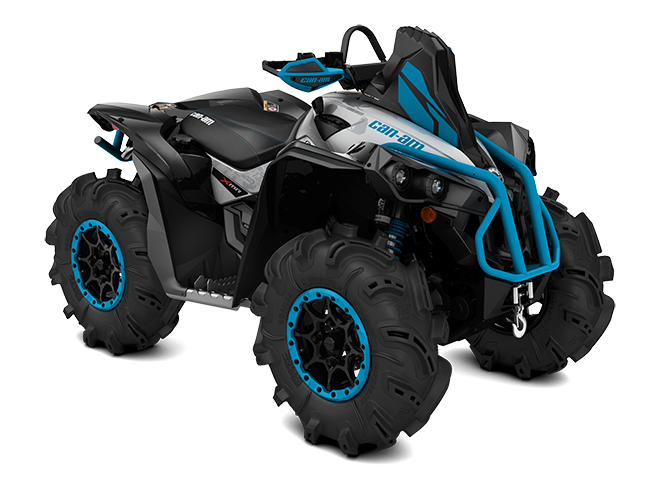 BRP Can-Am Renegade 1000R X MR (2017 м.г.)