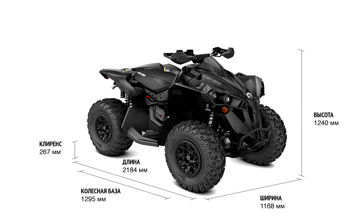 Can-Am Renegade 1000R X XC (2017 м.г.)