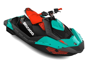 Sea-Doo Spark 2up 900 HO ACE TRIXX