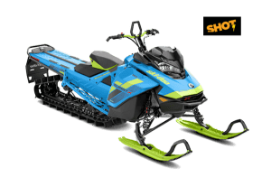 "Ski-Doo Summit X 850 154"" SHOT 2018"