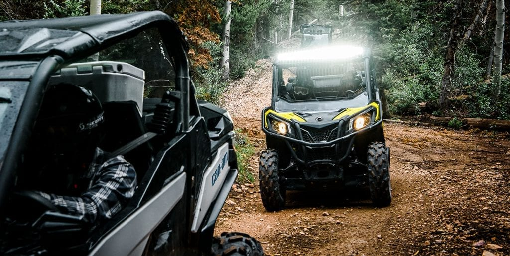 Can-Am Maverick Trail 800 BASE (2018 м.г.)