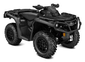 BRP Can-Am Outlander 1000R XT-P (2017 м.г.)