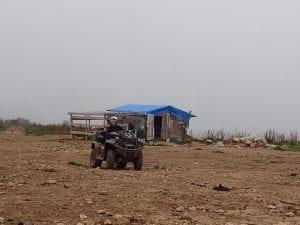 Квадротур по Кавказу. Адыгея - Чёрное море. 4-10 сентября 2017г.
