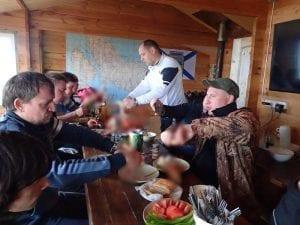 Квадротур по полуострову Рыбачий! 29.06-02.07.2017г.