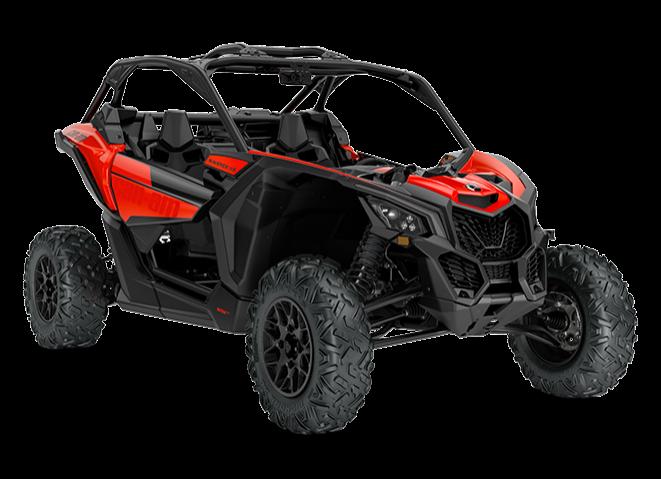 BRP Can-Am Maverick X3 900 HO (2018 м.г.)