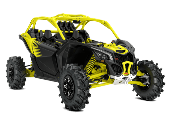 Can-Am Maverick X3 X MR Turbo R (2018 м.г.)