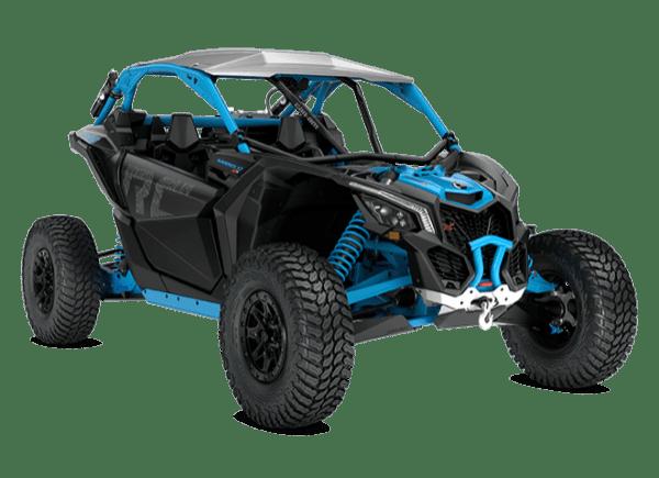 Can-Am Maverick X3 X RC TURBO R (2018 м.г.)